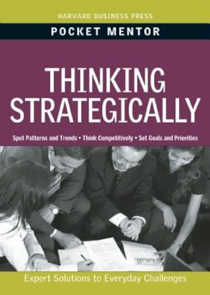 Thinking Strategically: Expert Solutions to Everyday Challenges, Paperback