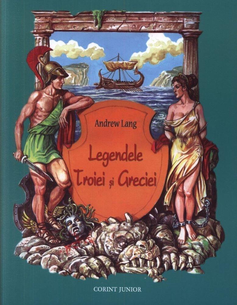 Legendele Troiei si Greciei