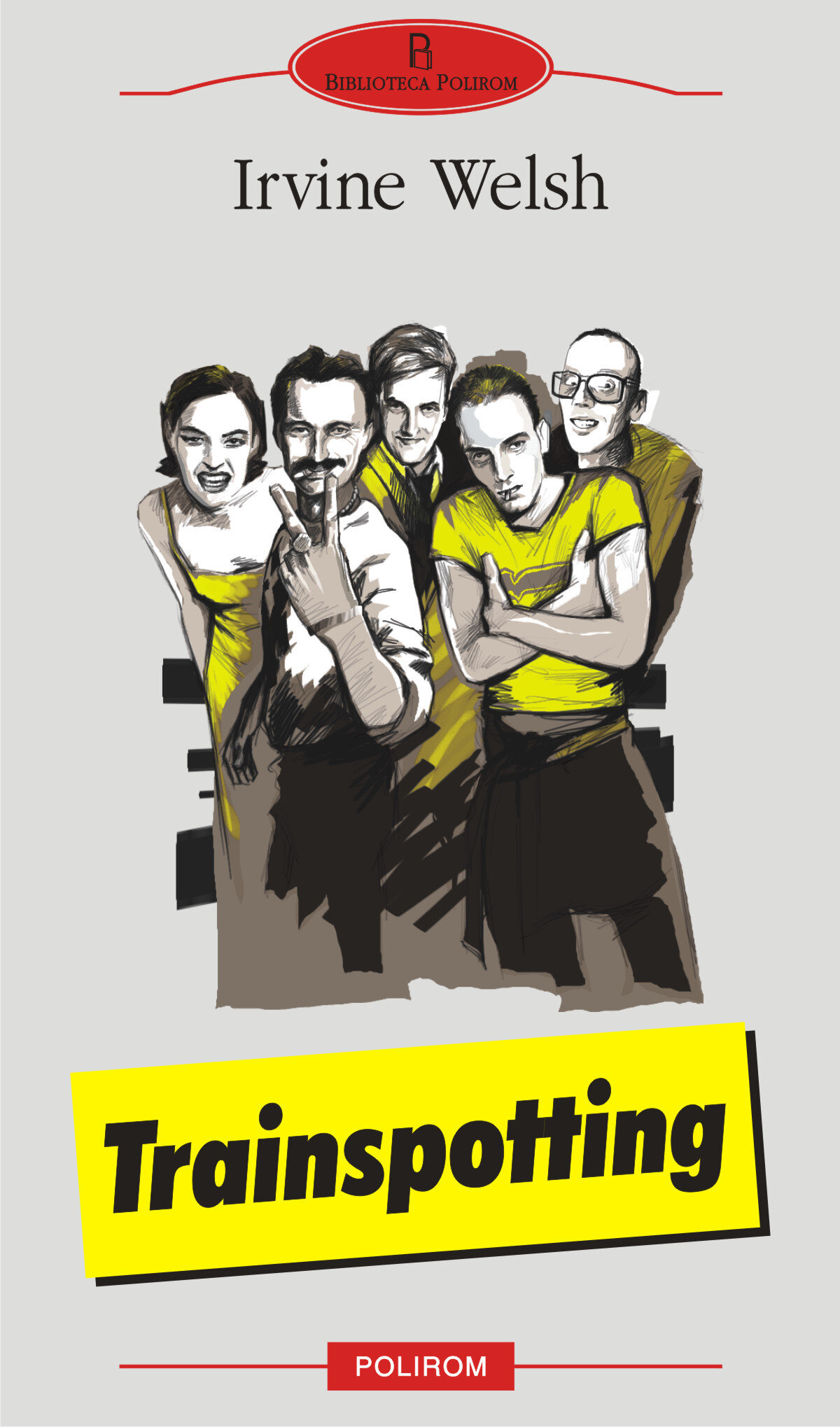 Trainspotting (eBook)