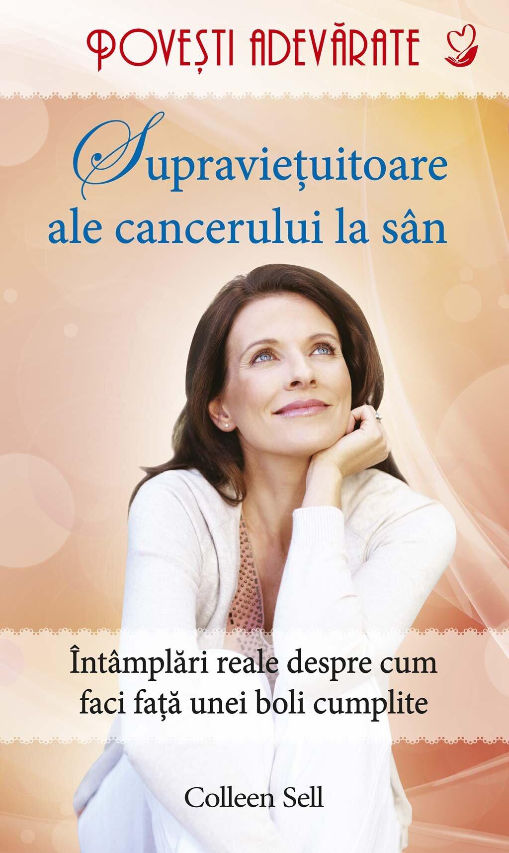Supravietuitoare ale cancerului de san. Povesti adevarate. Vol. 8 (eBook)