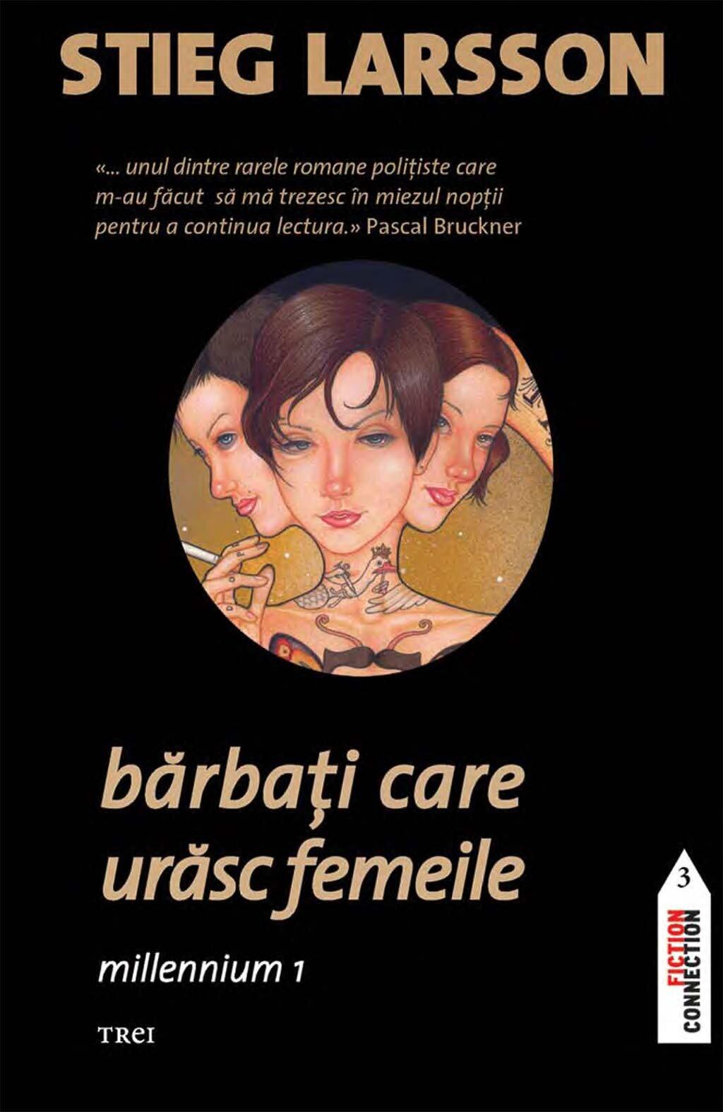 Barbati care urasc femeile. Millennium 1 (eBook)