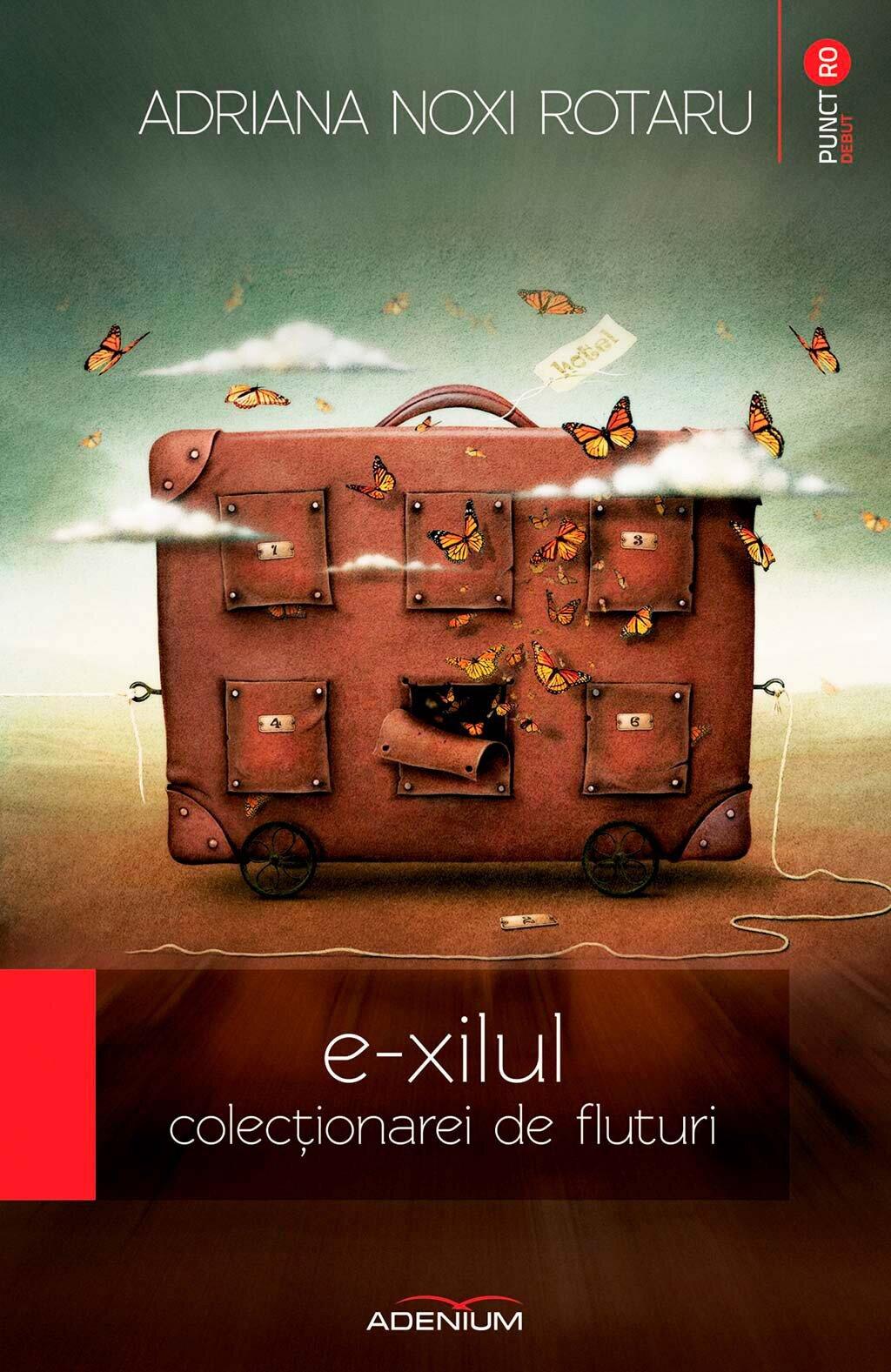 e-xilul colectionarei de fluturi (eBook)