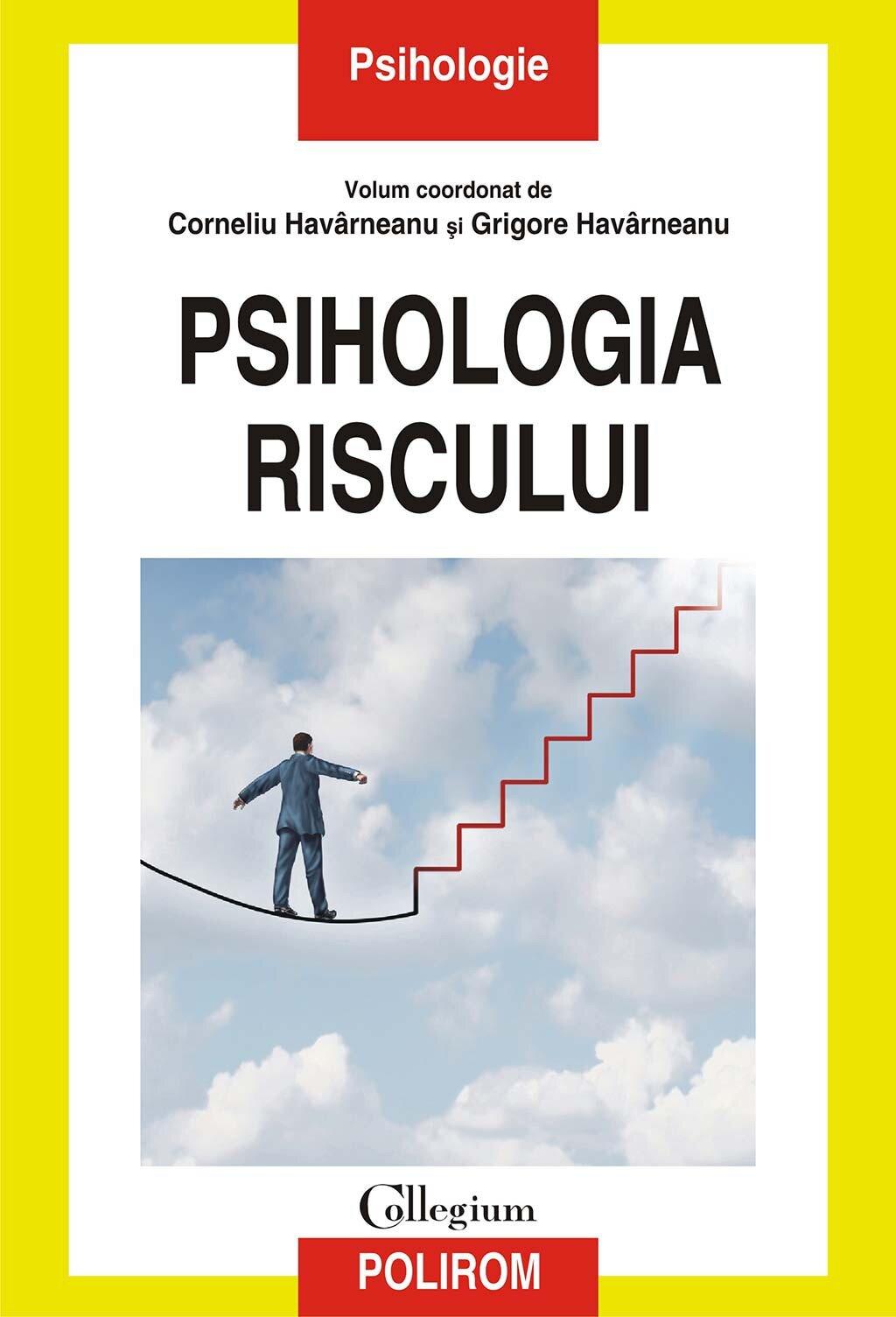 Psihologia riscului PDF (Download eBook)
