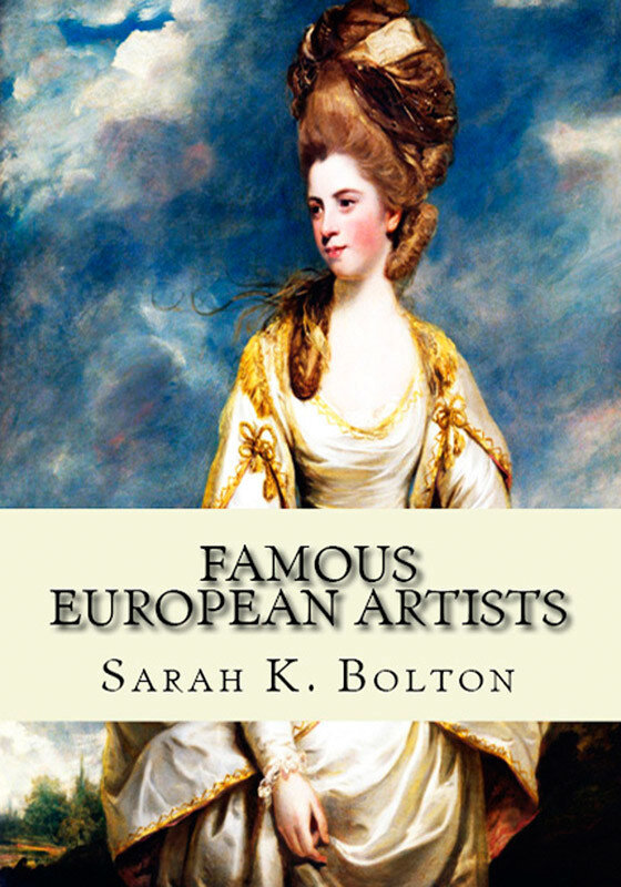 Famous European Artists (eBook)