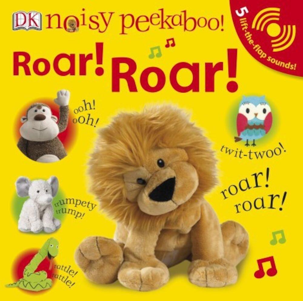 Noisy Peekaboo - Roar! Roar!
