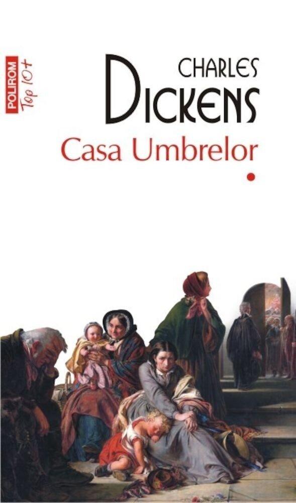 Coperta Carte Casa Umbrelor - 2 vol (Top 10+)