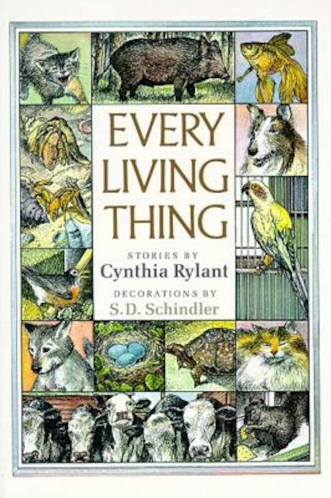 Every Living Thing, Paperback