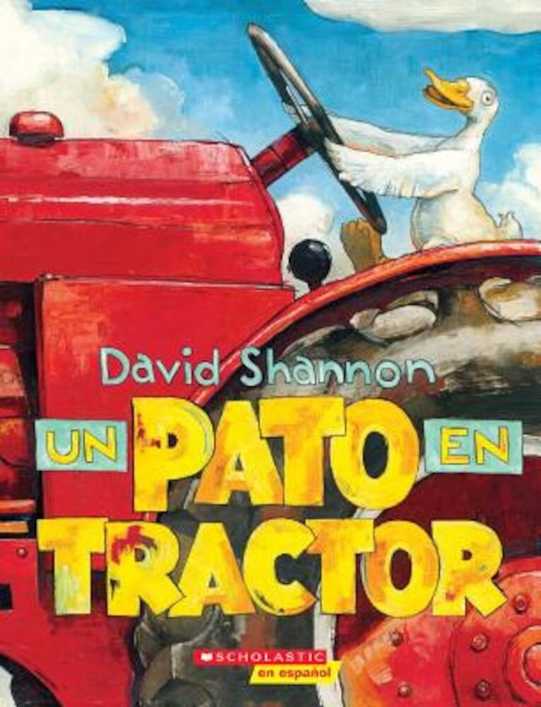 Un Pato En Tractor, Paperback