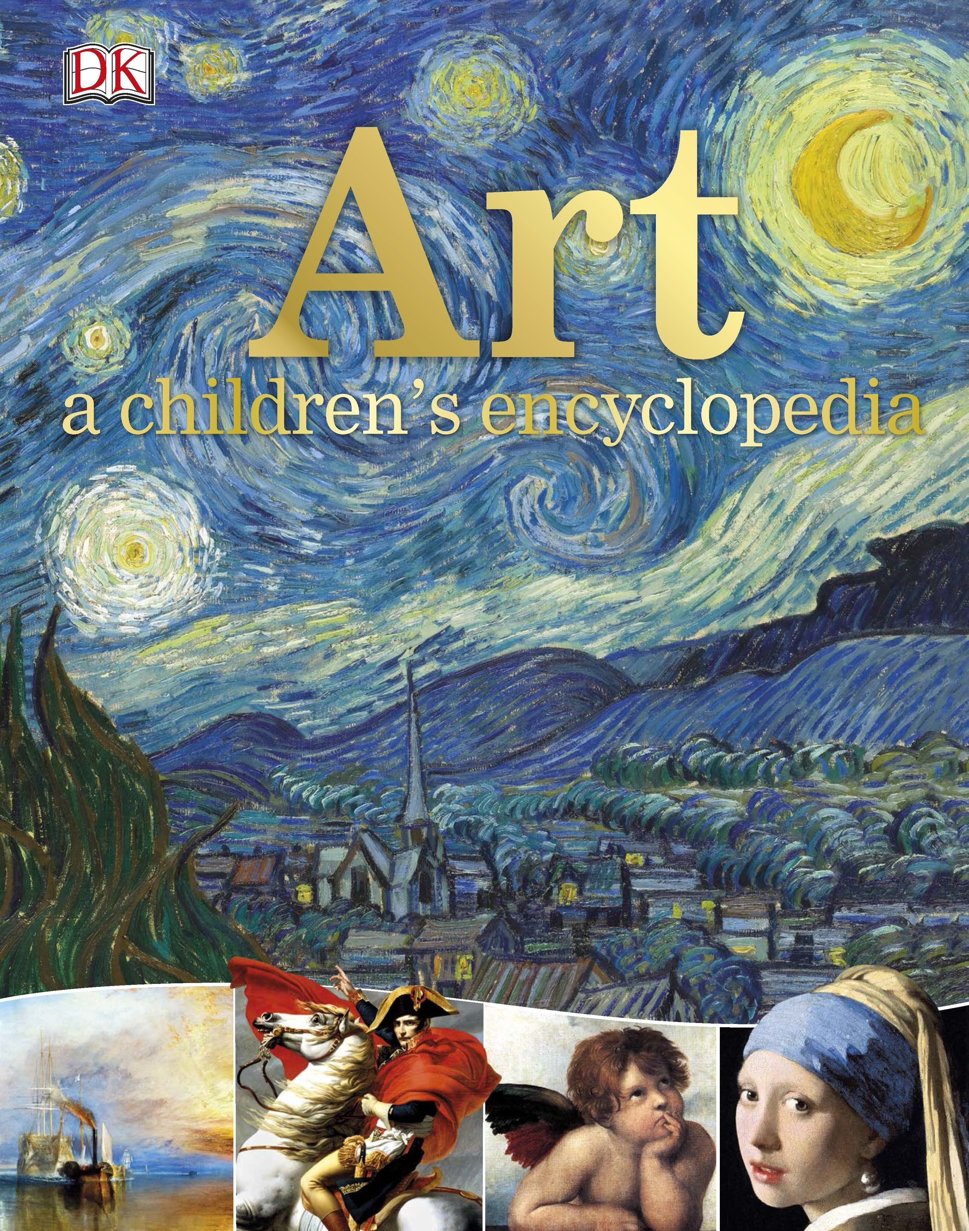 Art A. Children's Encyclopedia