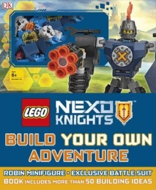 LEGO NEXO KNIGHTS. Build Your Own Adventure