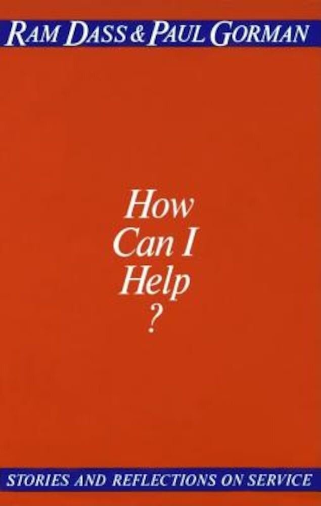 How Can I Help?, Paperback