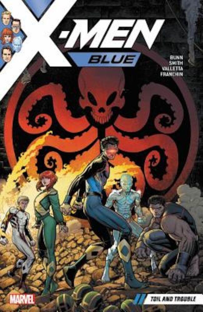 X-Men Blue Vol. 2: Toil and Trouble, Paperback