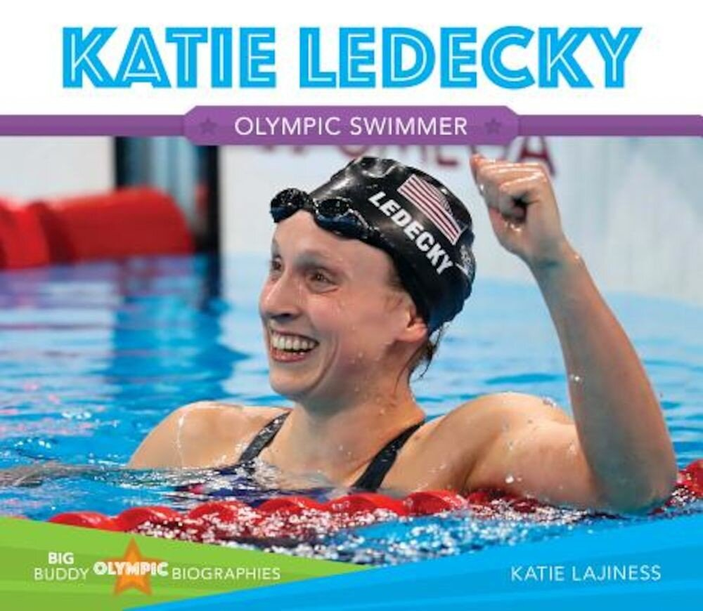 Katie Ledecky, Hardcover