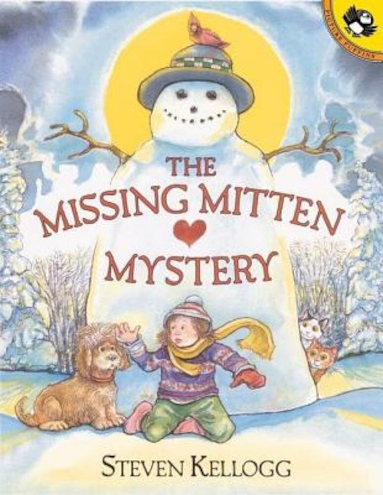 The Missing Mitten Mystery, Paperback
