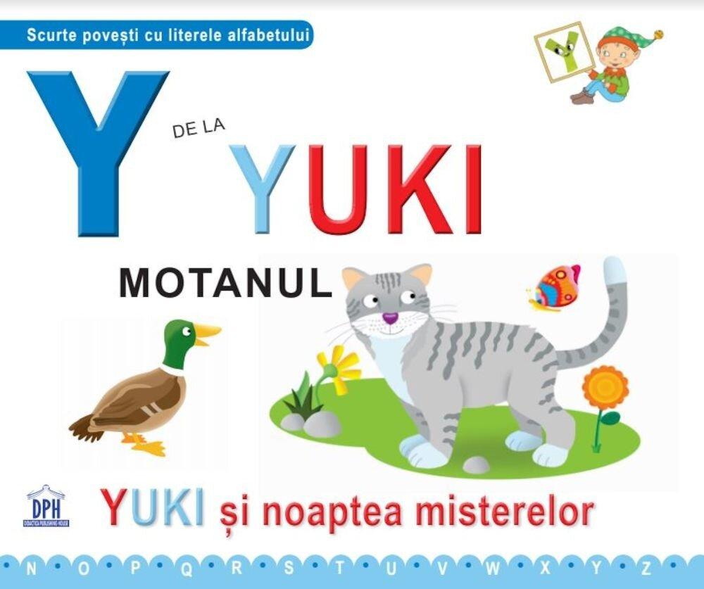 Coperta Carte Y de la Yuki, motanul