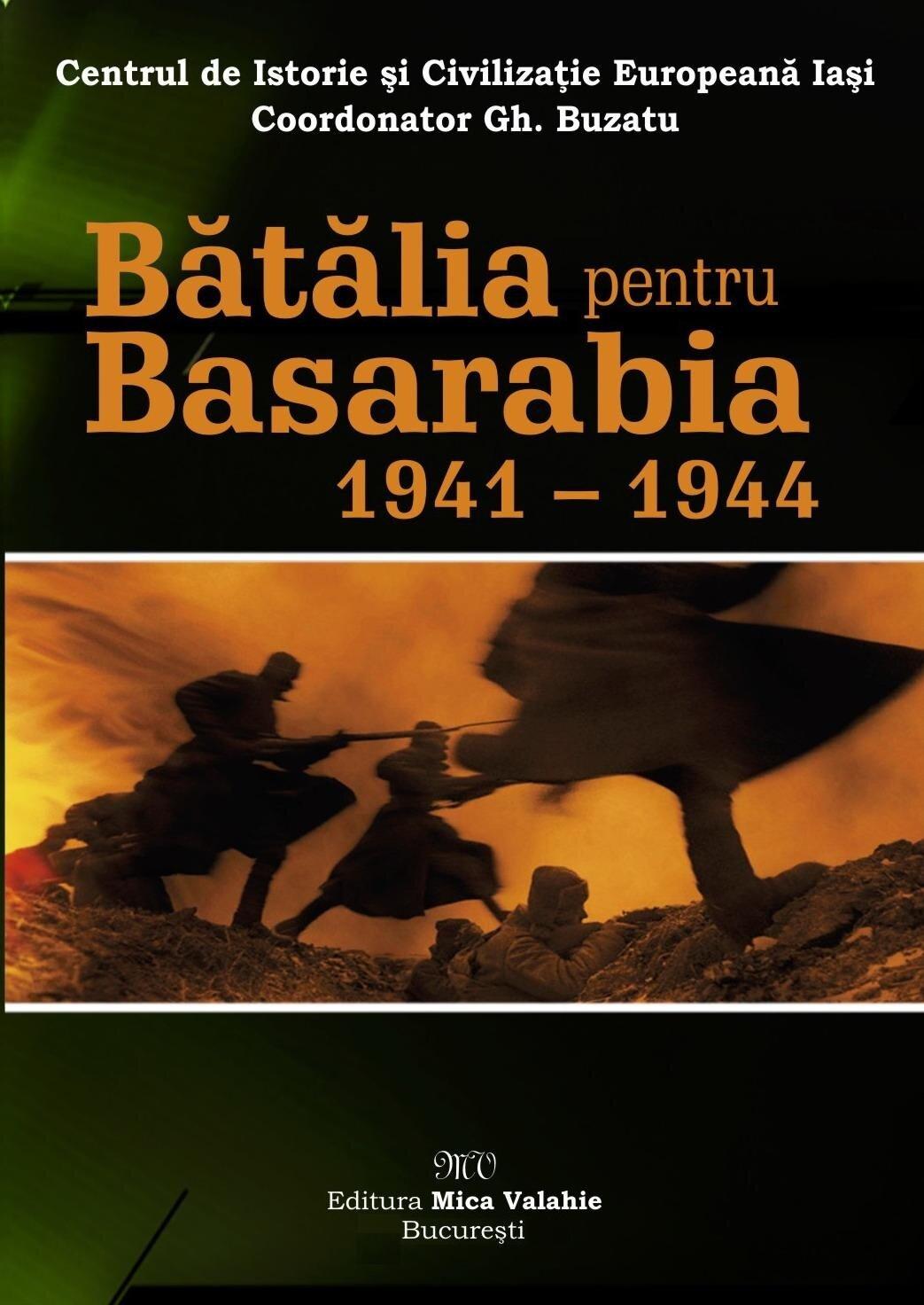Batalia pentru Basarabia (eBook)