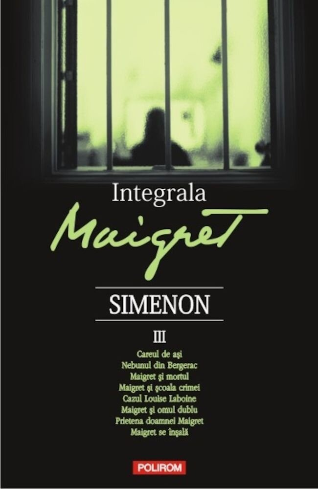 Integrala Maigret, Vol. 3