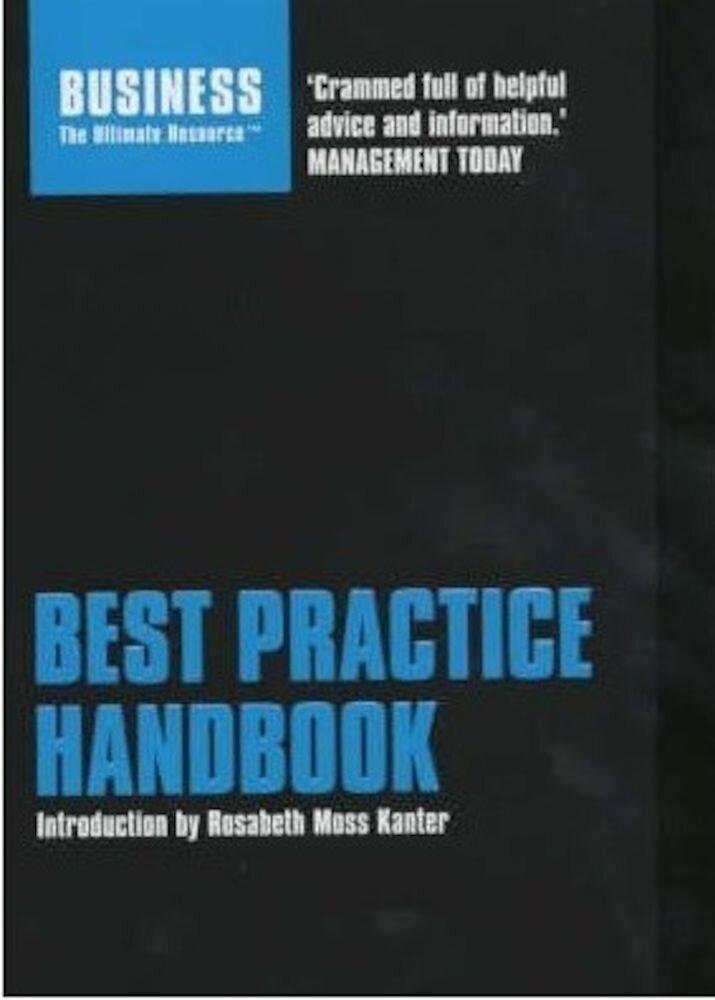 Best Practice Handbook