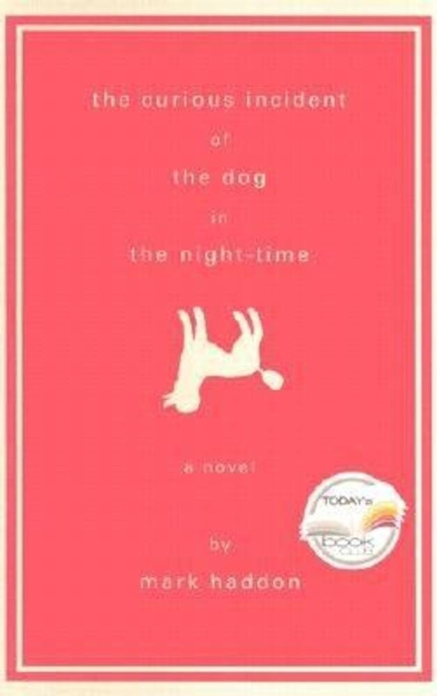 The Curious Incident of the Dog in the Night-Time, Hardcover