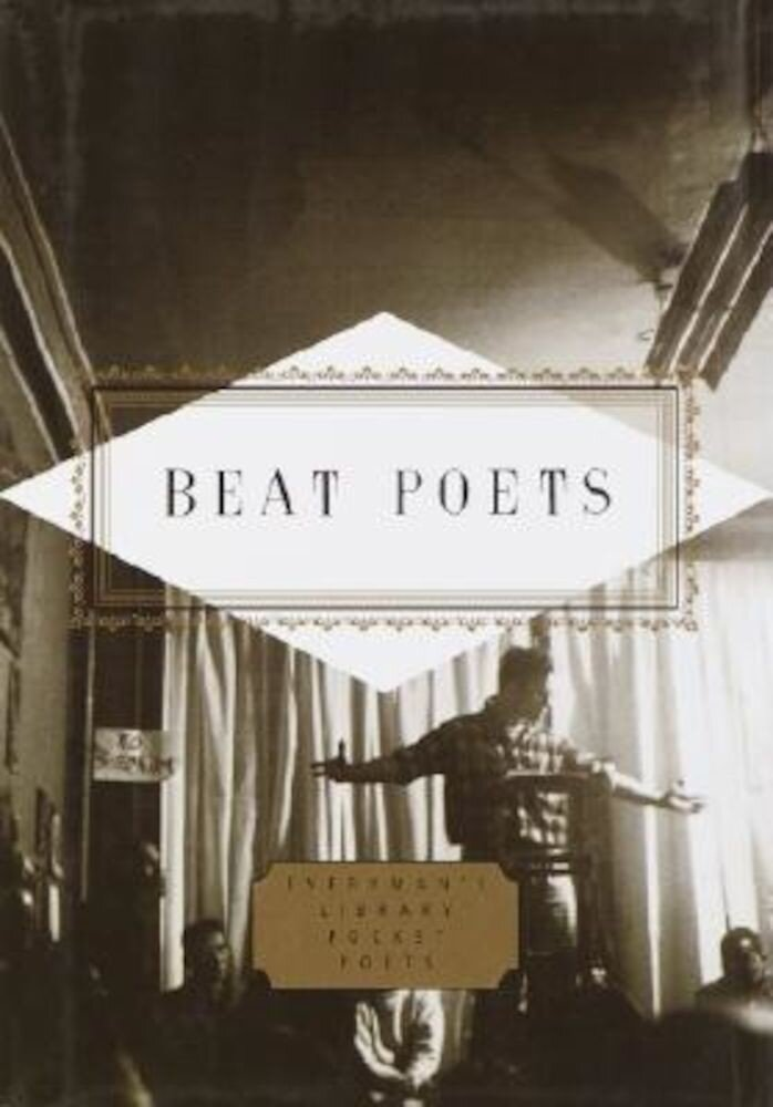 Beat Poets [With Ribbon Book Mark], Hardcover