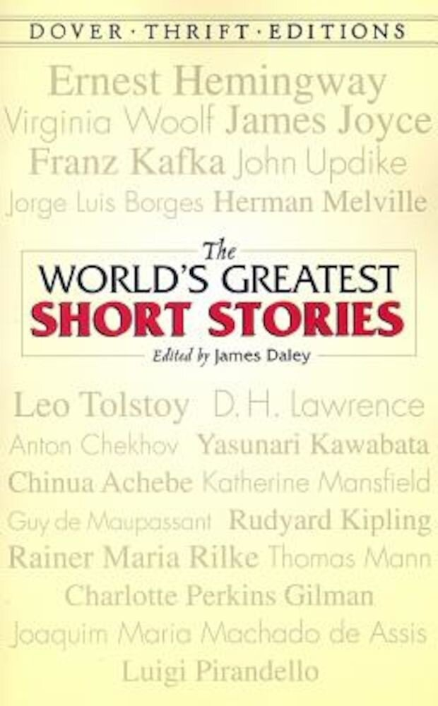 The World's Greatest Short Stories, Paperback