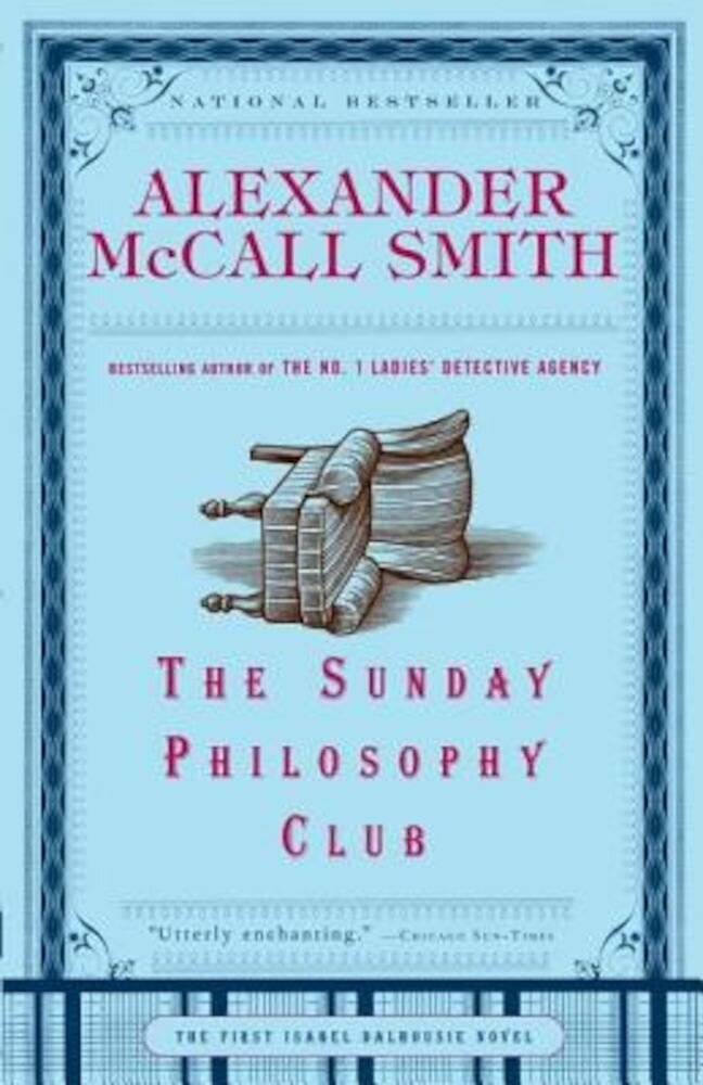The Sunday Philosophy Club, Paperback