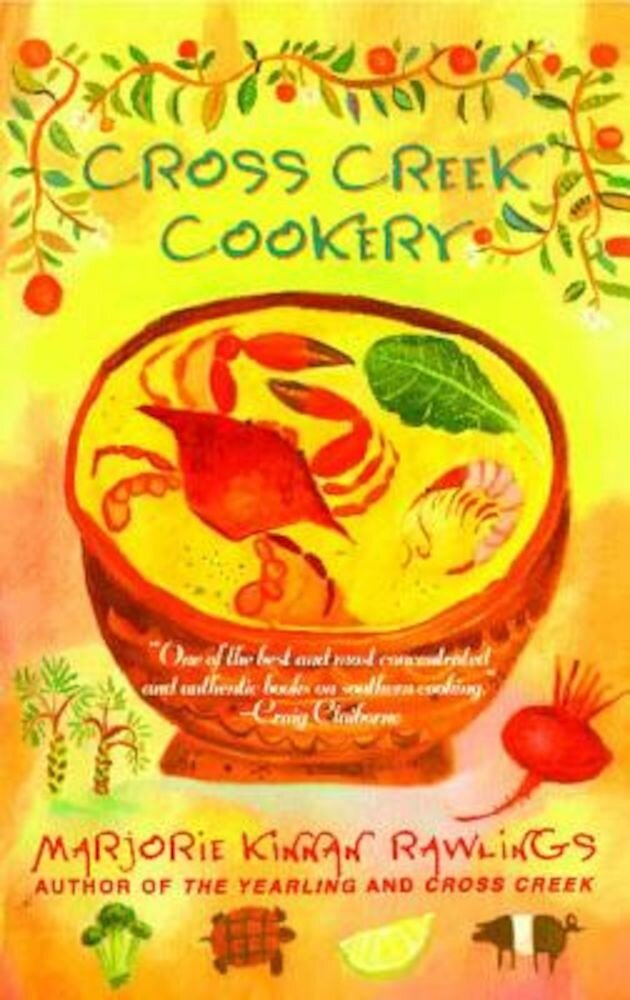 Cross Creek Cookery, Paperback