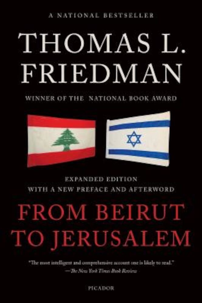 From Beirut to Jerusalem, Paperback