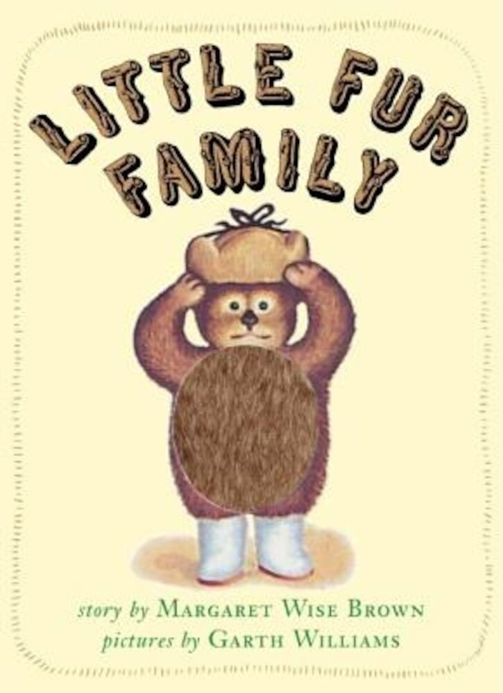 Little Fur Family, Hardcover
