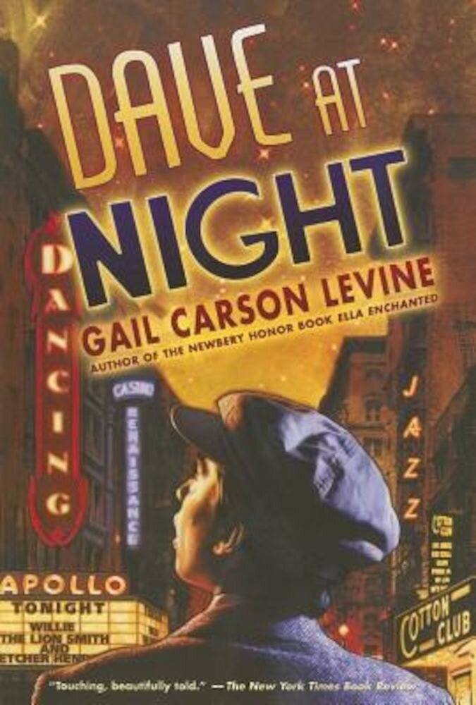Dave at Night, Paperback