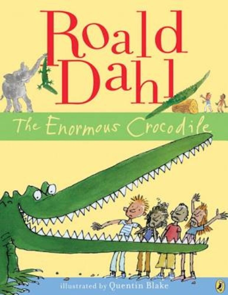The Enormous Crocodile, Paperback