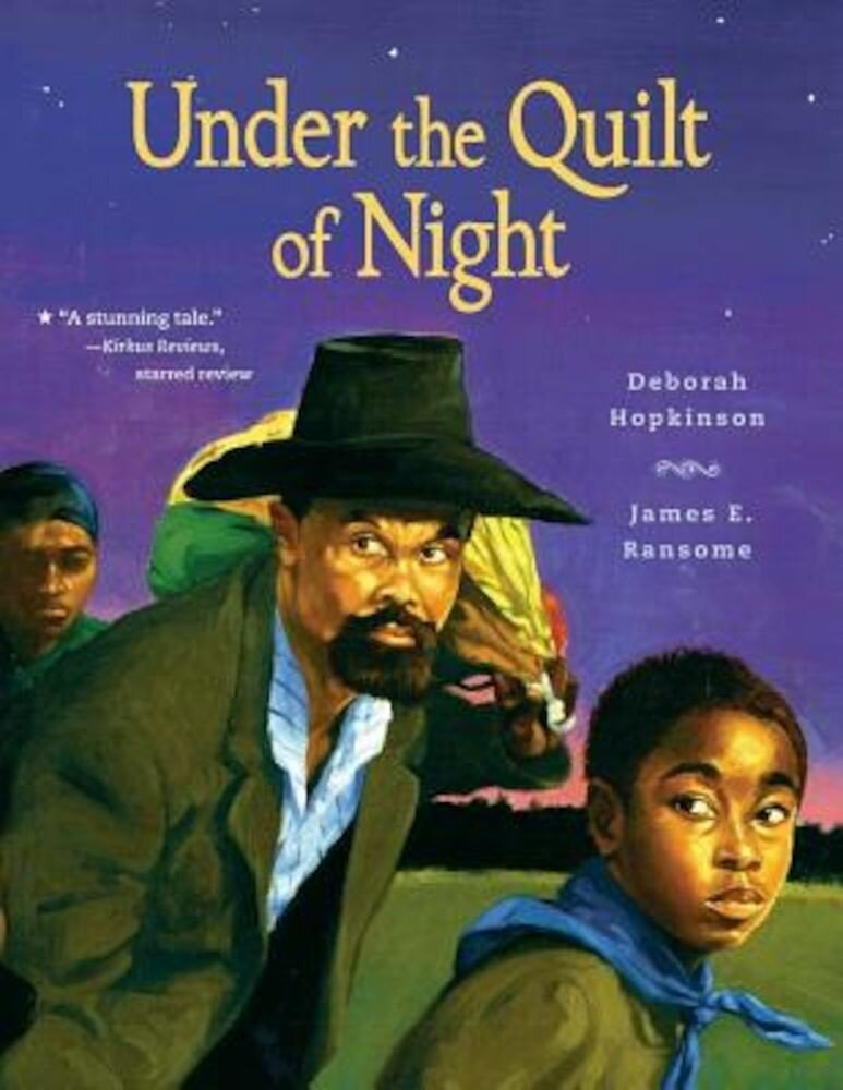Under the Quilt of Night, Paperback