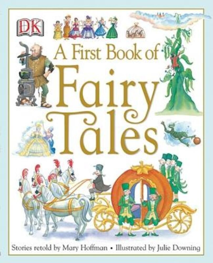 A First Book of Fairy Tales, Paperback