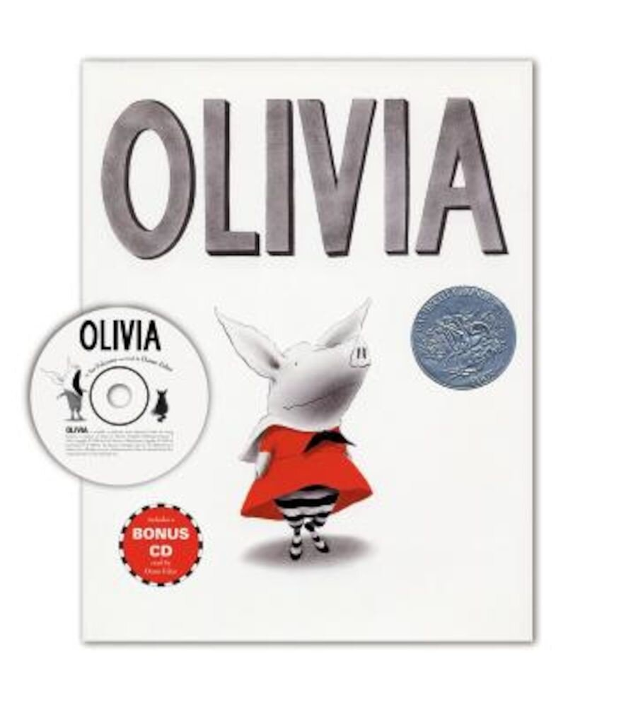 Olivia [With CD (Audio)], Hardcover