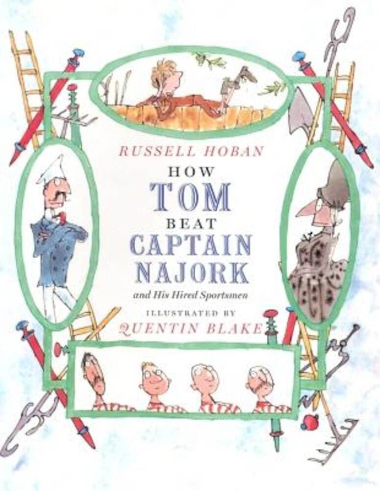 How Tom Beat Captain Najork and His Hired Sportsmen, Paperback