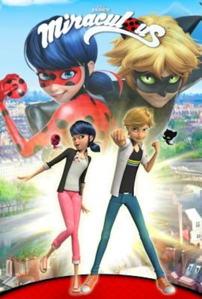 Miraculous: Tales of Ladybug and Cat Noir, Paperback