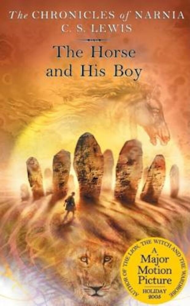 The Horse and His Boy, Paperback
