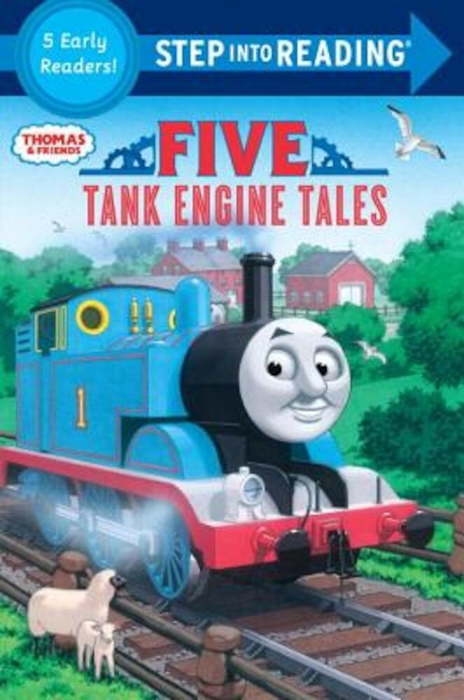 Five Tank Engine Tales (Thomas & Friends), Paperback