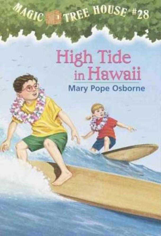 High Tide in Hawaii, Hardcover
