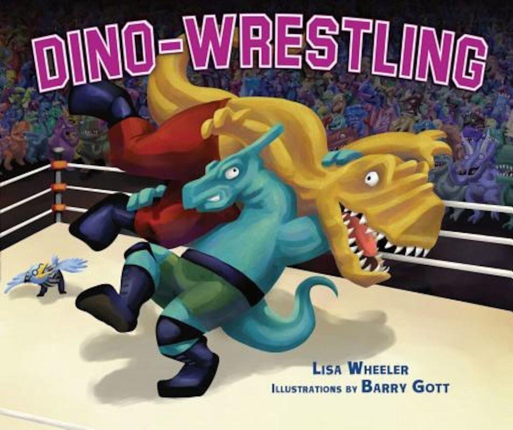 Dino-Wrestling, Hardcover