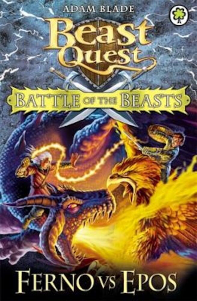 The Battle of the Beasts: Ferno Vs Epos, Paperback