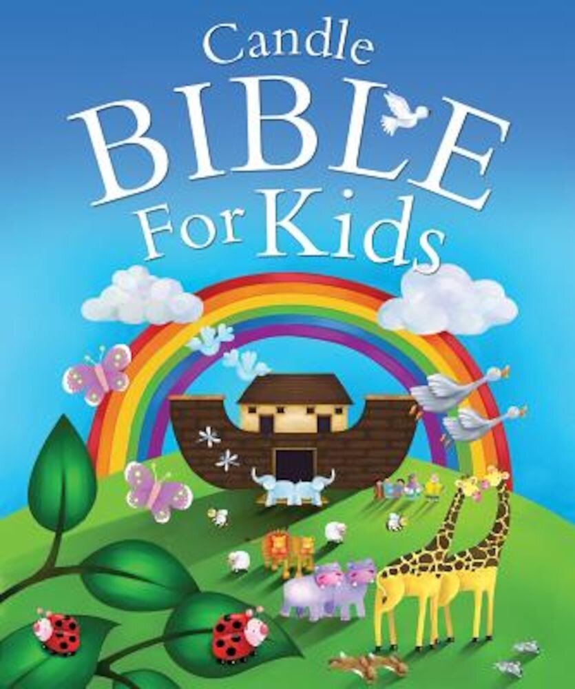 Candle Bible for Kids, Hardcover