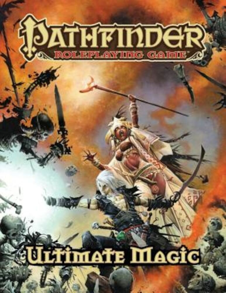 Ultimate Magic, Hardcover