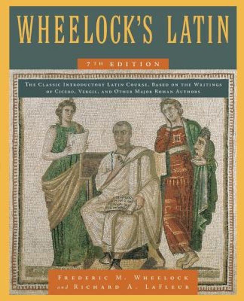 Wheelock's Latin, Paperback