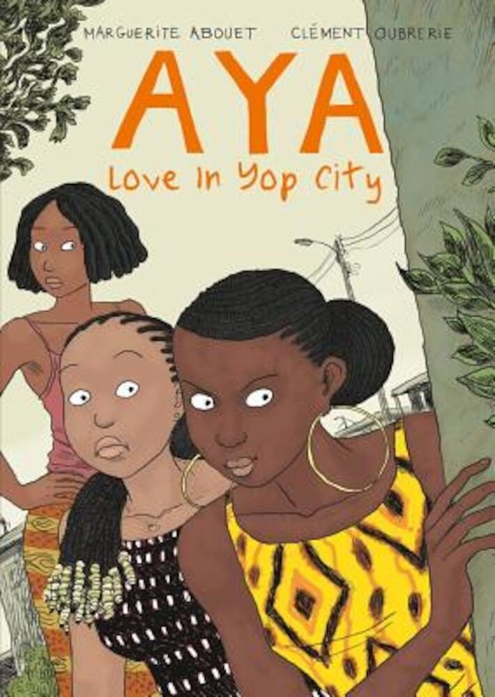 Aya: Love in Yop City, Paperback