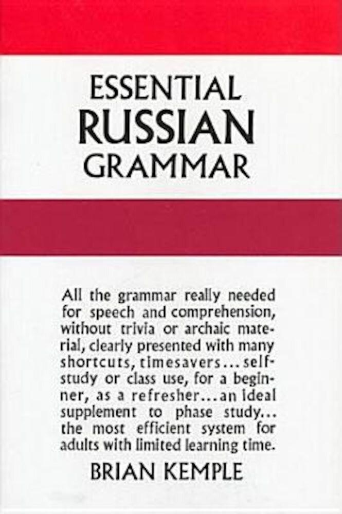 Essential Russian Grammar, Paperback