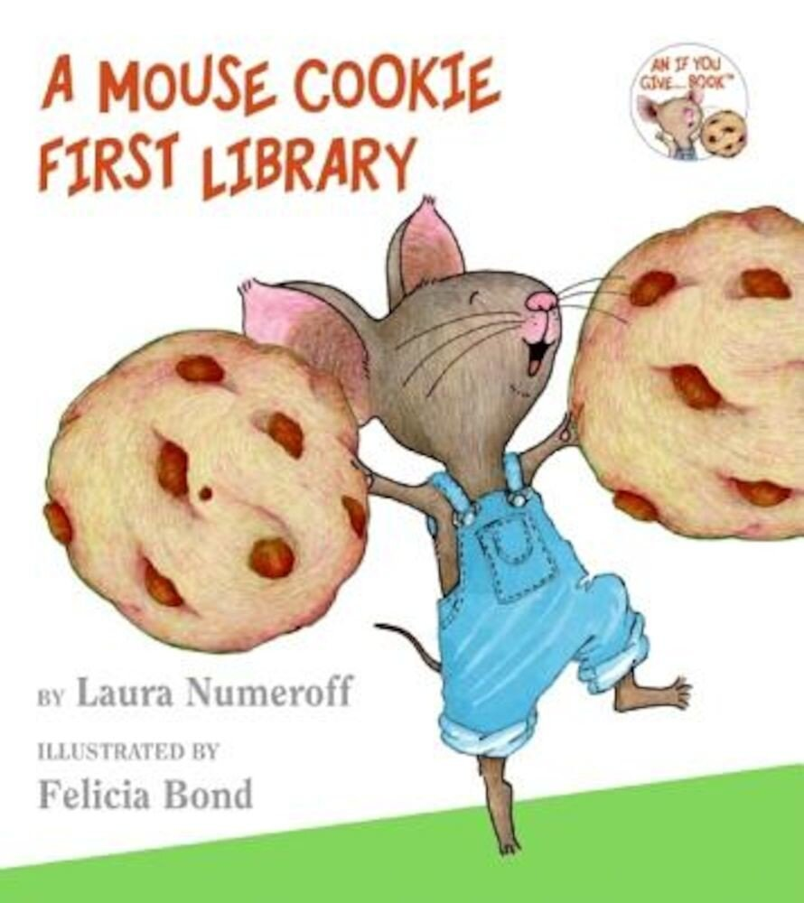A Mouse Cookie First Library, Hardcover