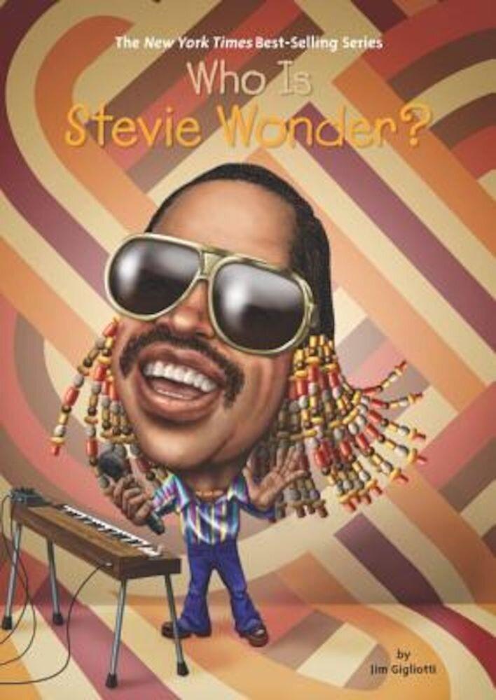 Who Is Stevie Wonder?, Paperback
