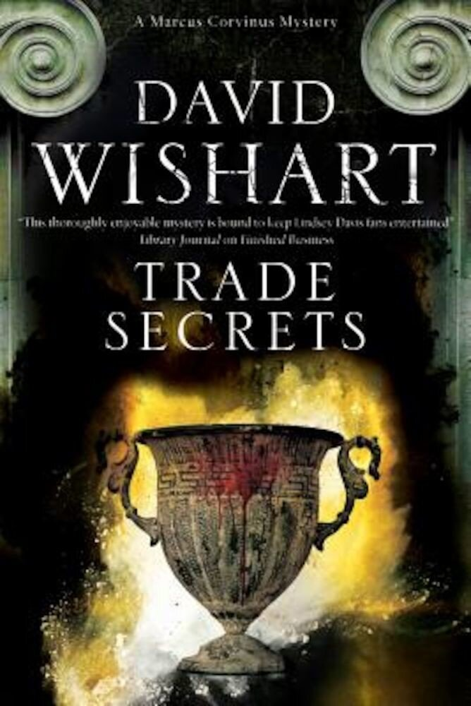 Trade Secrets: A Mystery Set in Ancient Rome, Paperback