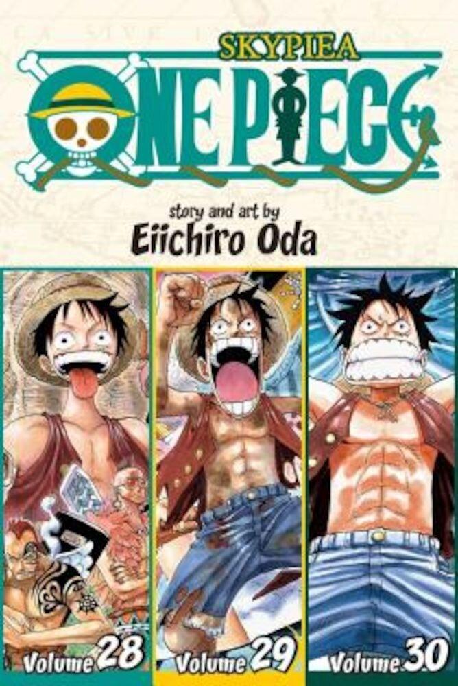 One Piece: Skypeia, Volume 28-30, Paperback